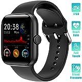 LIFEBEE Smartwatch Orologio Fitness Tracker Uomo Donna con TouchScreen Completo Impermeabile IP68 Smart...