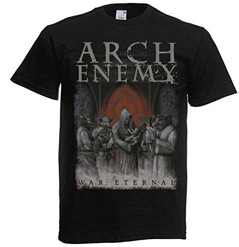 Arch Enemy War Eternal Cover T-Shirt 3XL