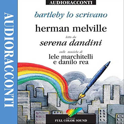 Bartleby lo scrivano audiobook cover art