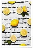 """JUNIQE® Zitronen Poster 40x60cm - Design """"Fruit 4"""""""