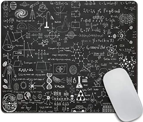 Amcove Cool Science Mouse Mat Pad Biology Chemistry Teacher Gift PC Computer Mouse Pad Customized product image