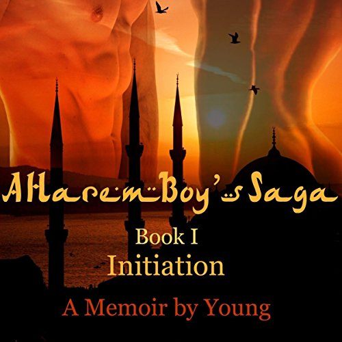 Initiation (A Harem Boy's Saga Book 1) cover art