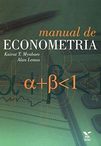 Manual de Econometria