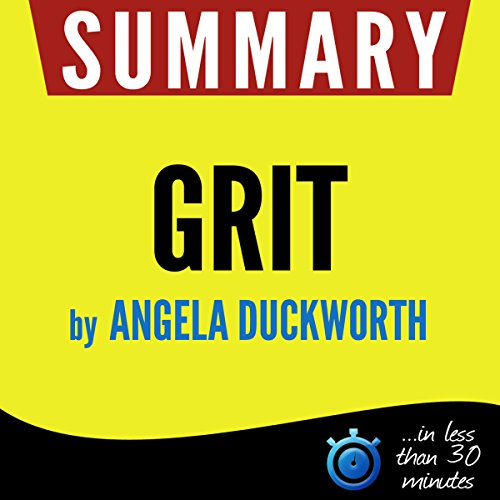 Summary of Grit cover art