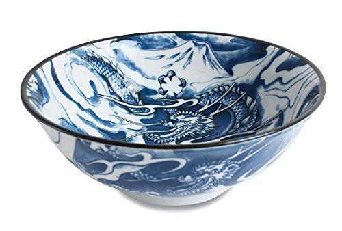 Happy Sales, Japanese XL Bowl Multi Purpose Bowl Ramen Bowl Udong Soba Tempura Noodle Pho Donburi...