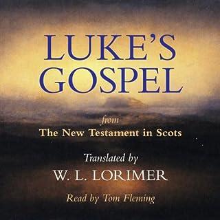 Luke's Gospel audiobook cover art