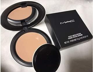 mac select sheer pressed powder nc40