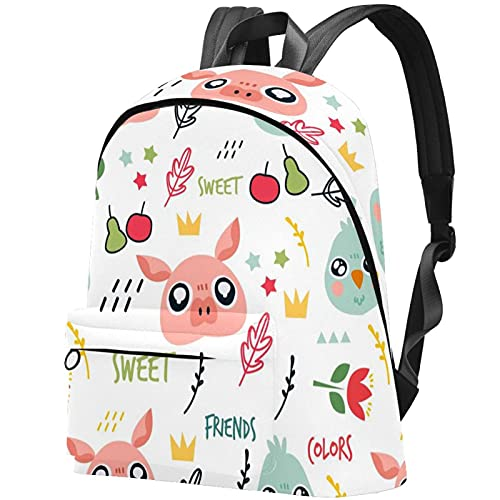 Mochila pequeña para niños pequeños, mochila escolar, ligera, para jardín de infancia, mochila de viaje para niños, diseño sin costuras