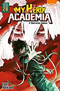 My Hero Academia Edition simple Tome 28