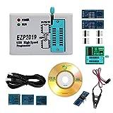 Programador SPI USB,SPI programmer Compatibilidad 32M Flash 24 25 93 EEPROM 25 bios 25T80 flash Win7...