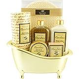 Gloss, Set di prodotti da bagno al cioccolato, in cofanetto regalo