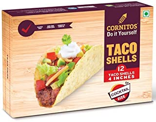 CORNITOS Taco Shells, 80 gm