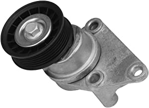 Automatic Serpentine Belt Tensioner and Pulley Assembly - Replaces 38158, 88929140 - Fits Chevy Avalanche, Silverado, Tahoe, Trailblazer, GMC Sierra, Yukon, Cadillac Escalade, Buick Rainier