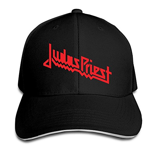 XCarmen meisxue Judas Priest Heavy Metal Groups Bands Sandwich Gorra d