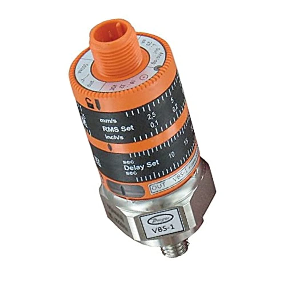 Mail order Dwyer VBS-2 Adjustable Vibration Switch 0 4-Wire Sales for sale with Connector.