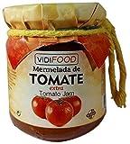 Mermelada Extra Artesanal de Tomate - 210 g - Procedente de España - Casera, de Alta Calidad & 100% Natural - Amplia Variedad de Deliciosos Sabores
