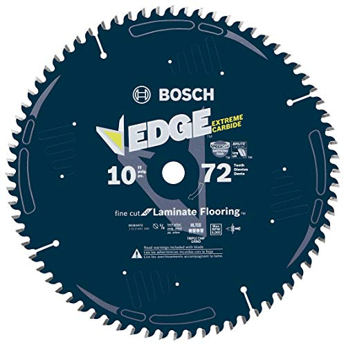 best blade for cutting laminate flooring
