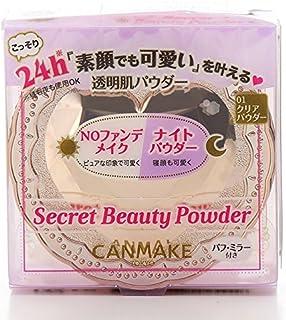 井田制药CANMAKE 隐形美丽粉饼01 透明粉 4.5 g
