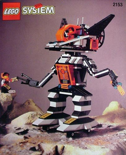 LEGO System Roboforce 2153 Robo Blockbuster