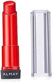 Almay Smart Shade Butter Kiss Lipstick, Red Light Medium, 0.09 Ounce (Pack of 2)