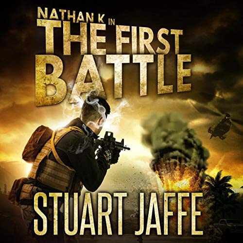 The First Battle audiobook cover art
