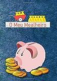 O Meu Mealheiro: Objectivos, planos e estratégias monetárias   Registo de poupança de dinheiro para jovens e crianças