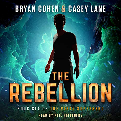 Couverture de The Rebellion