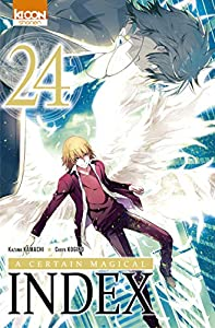 A Certain Magical Index Edition simple Tome 24