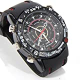 Best Spy Watches - Spy Rubber Wrist Watch with 4 GB Memory Review