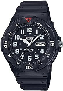 [カシオ] 腕時計 スタンダード STANDARD MRW-200HJ-1BJF メンズ ブラック