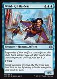 Magic The Gathering Wind-Kin Raiders Fratelli Del Vento da Incursione - Aether Revolt