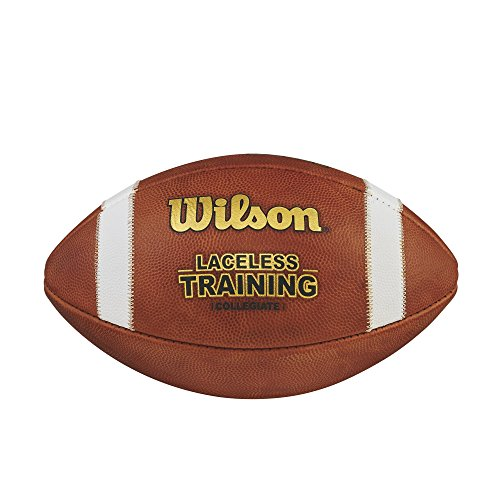 Wilson Laceless Training Football  Official