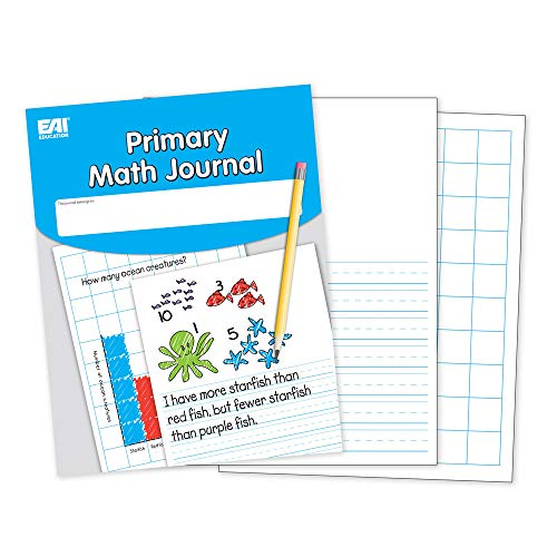 EAI Education EAI Primary Math Journal - Set of 10