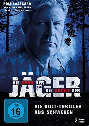 Die Spur der Jäger und Die Nacht der Jäger [2 DVDs]