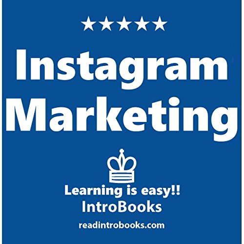Instagram Marketing cover art
