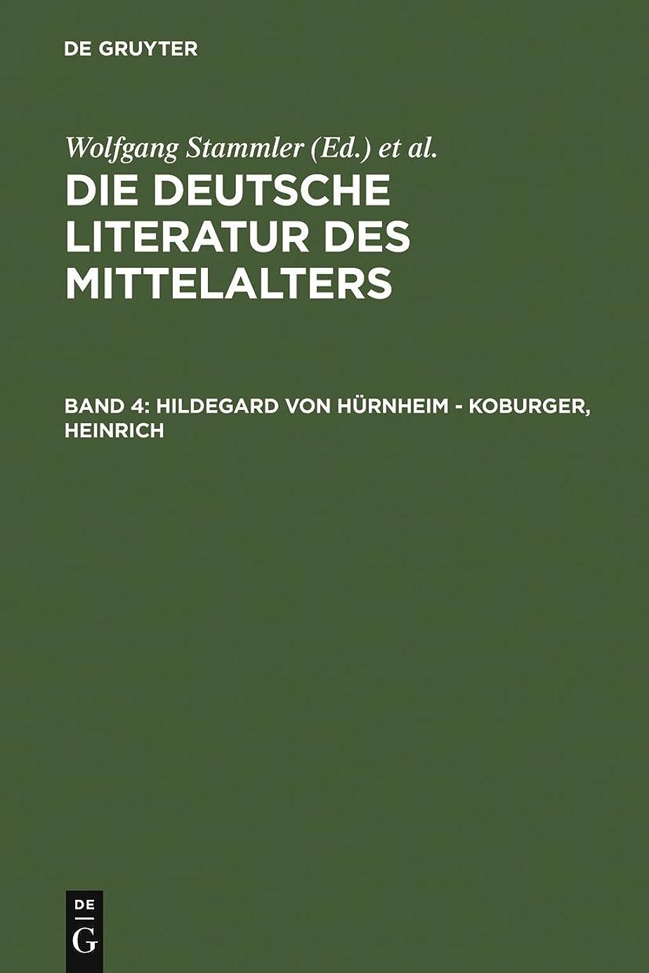 行う学習孤児Hildegard von Hürnheim - Koburger, Heinrich (German Edition)