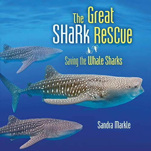 The Great Shark Rescue cover art