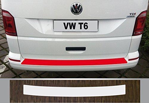 is-tuning passgenau für ***VW T6*** ab 2015, Lackschutzfolie Ladekantenschutz transparent