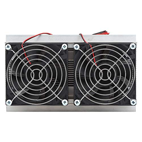 12V 120W Dual-Core Thermoelektrische Kühler Peltier Kälte Kühlung System Kit