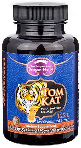 Dragon Herbs TomKat - 250 Mg - 100 Capsules
