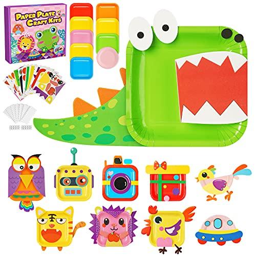 Dreamingbox Kit Manualidades Niños 3-10 Años, Juguetes Niña 3-10 Años Regalos para Niños de 3-10 Años Juguetes para Niñas 3-10 Años Regalos Niñas 3-10 Años Regalos Muy Baratos para Niños