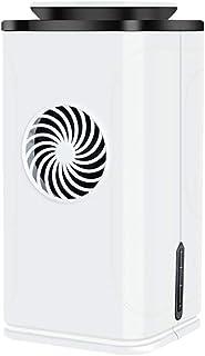 Refrigerador de aire mini, ventilador humidificador de enfriamiento de aire acondicionado móvil personal USB, ventilador de enfriamiento de circulación de aire portátil de 3 velocidades
