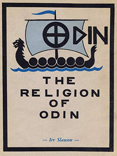 A Handbook: The Religion of Odin - An illustrated book (English Edition)