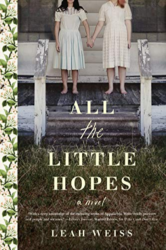 All the Little Hopes: A Novel by [Leah Weiss]