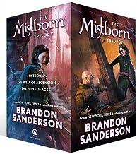 Mistborn Trilogy Set By Sanderson, Brandon Boxed Set On 03 Nov 2009