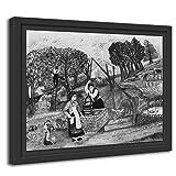 Printed Paintings Marco Americano (80x60cm): California. 1890 - El Viejo Cubo de...