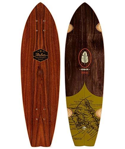 Arbor Skate Skateboard Longboard Deck Groundswell Sizzler 32