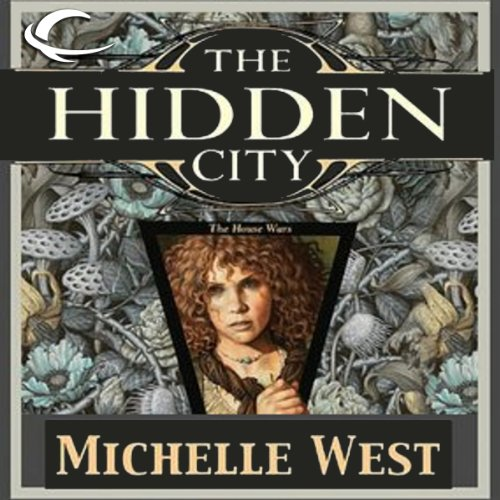 The Hidden City audiobook cover art