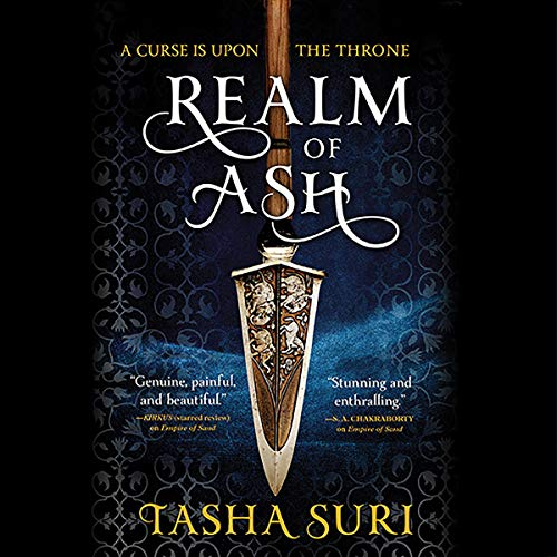 Realm of Ash cover art