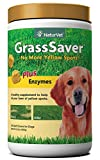 NaturVet  GrassSaver Supplement for Dogs  Healthy Supplement to Help Rid Your Lawn of Yellow Spots  Synergistic Combination of B-Complex Vitamins & Amino Acids  240 Soft Chews